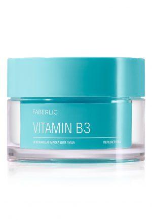 Маска для лица Vitamin B3 Перезагрузка