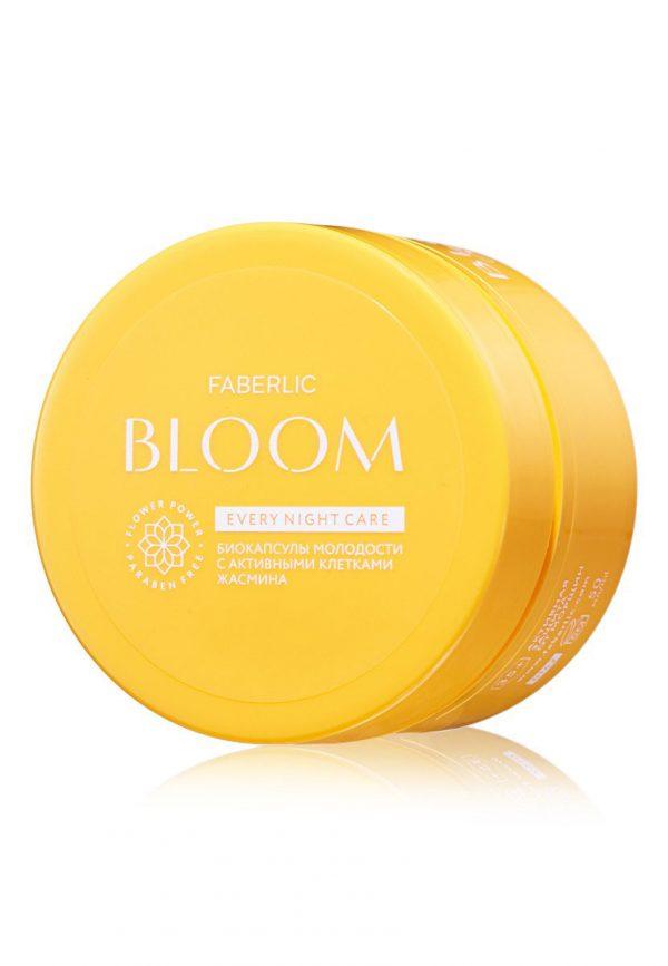 Фаберлик Крем для лица ночной 35+ Bloom 0143