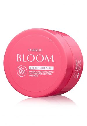 Крем для лица ночной 45+ Bloom