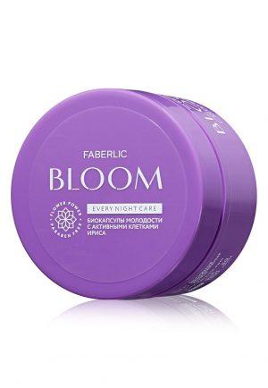 Крем для лица ночной 55+ Bloom