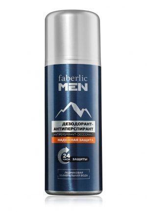 Дезодорант-антиперспирант спрей мужской Men