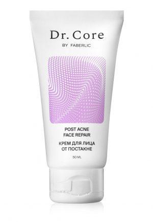 Крем для лица от постакне Dr. Core