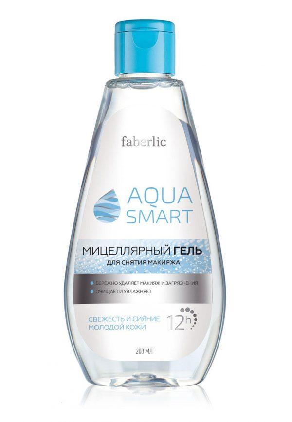 Фаберлик Мицеллярный гель Aqua Smart 0716