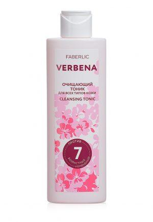 Очищающий тоник Verbena