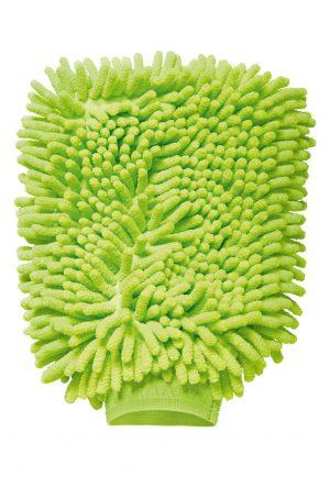 Салфетка-варежка из микроволокна