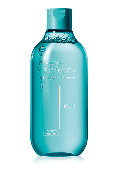 Фаберлик Мицеллярная вода Biomica 1244