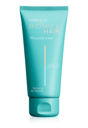 Маска-бальзам для волос Biomica
