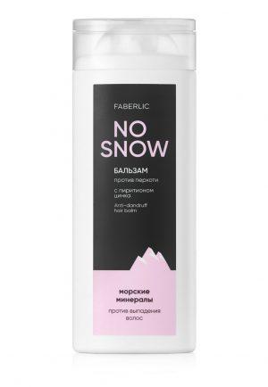 Бальзам против перхоти Против выпадения волос No snow