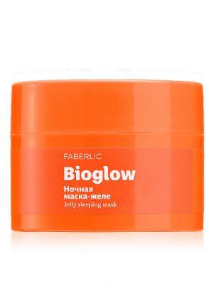 Ночная маска-желе для лица Bioglow