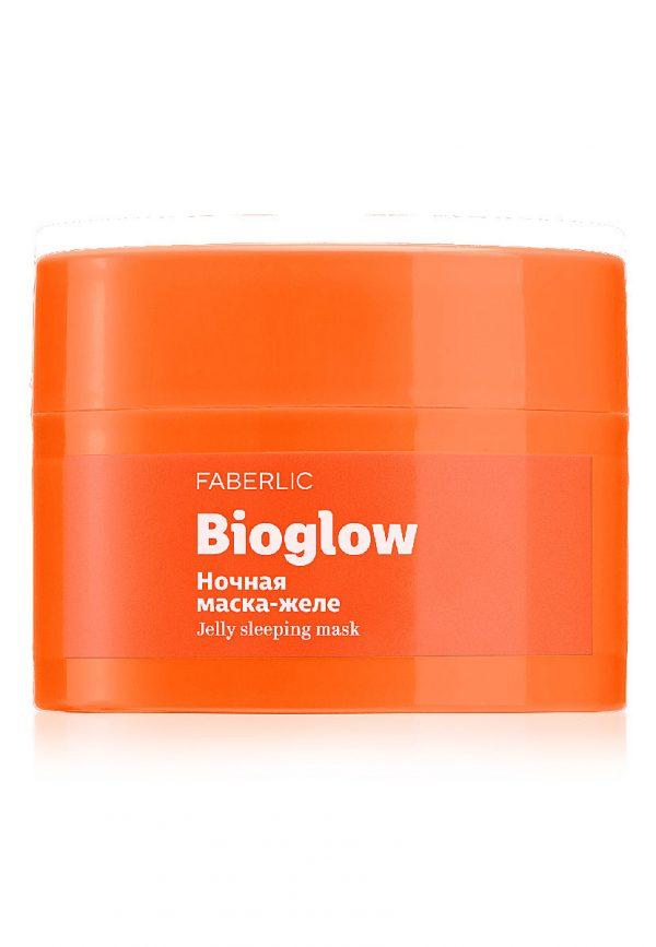 Ночная маска-желе для лица Bioglow Фаберлик 1306