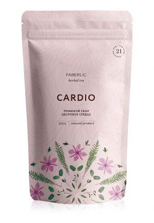 Травяной чай Cardio Сердечный фиточай