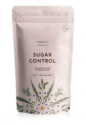 Травяной чай Sugar Control Диабетический фиточай