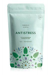 Травяной чай Антистресс Успокаивающий фиточай