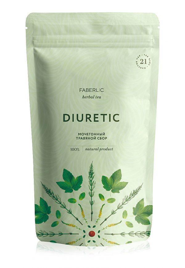Травяной чай Diuretic Мочегонный фиточай Фаберлик 15670