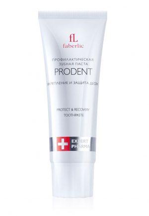 Профилактическая зубная паста Укрепление и защита десен ProDent