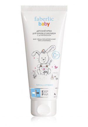 Детский крем для мамы и малыша