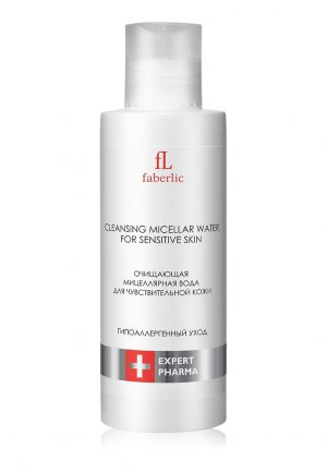 Мицеллярная вода для чувствительной кожи Expert Pharma