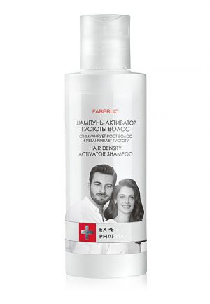Шампунь Активатор густоты волос Expert Pharma