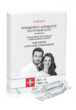Концентрат Активатор густоты волос Expert Pharma