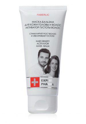 Маска-бальзам Активатор густоты волос Expert Pharma