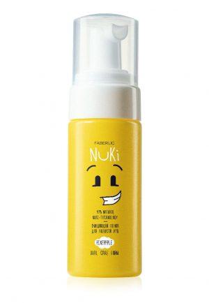 Очищающая пенка для полости рта Nuki