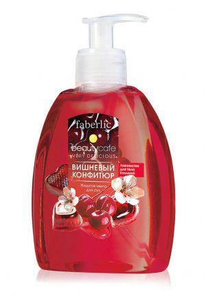 Жидкое мыло для рук Вишневый конфитюр