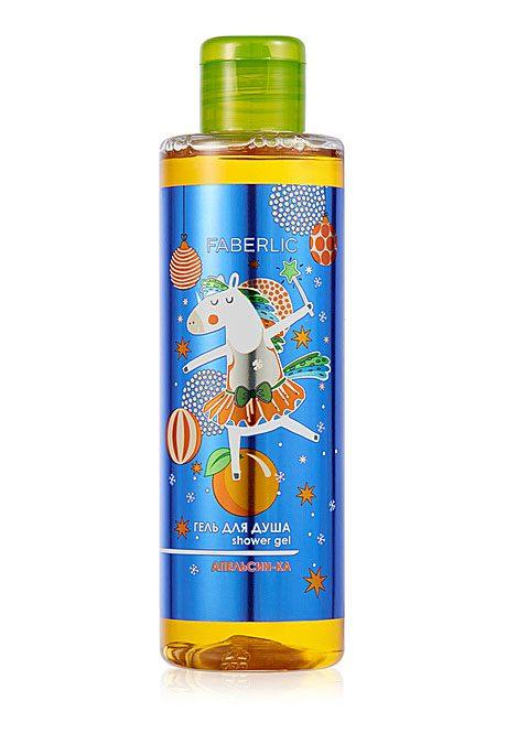 Фаберлик Гель для душа Апельсин-ка 2491