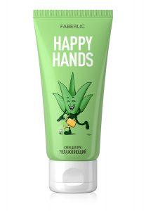 Крем для рук Увлажняющий Happy Hands