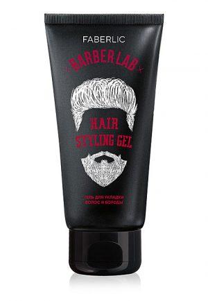 Гель для укладки волос и бороды BarberLab