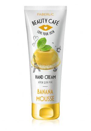 Питательный крем для рук Банановый мусс