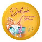 Увлажняющее суфле для бритья Deline