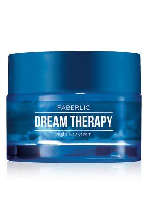 Крем ночной с мелатонином Dream Therapy