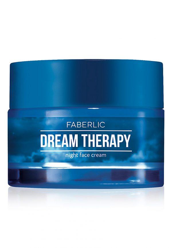 Крем ночной с мелатонином Dream Therapy Фаберлик 2615