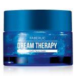 Маска для лица ночная с мелатонином Dream Therapy