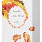 Туалетная вода женская Amber Aromania