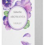 Туалетная вода женская Violet Aromania