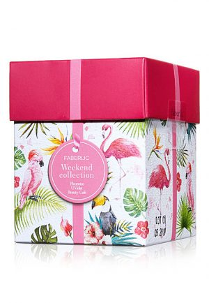 Набор парфюмерных миниатюр Weekend Collection