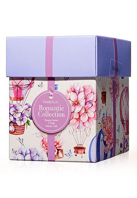 Набор парфюмерных миниатюр Romantic Collection Фаберлик 3060