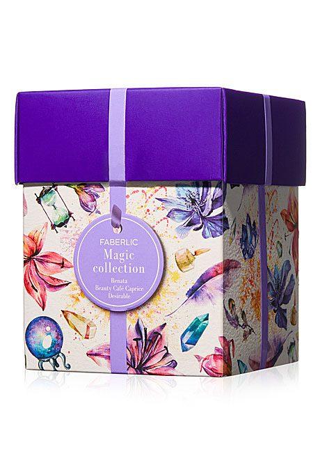 Набор парфюмерных миниатюр Magic Collection Фаберлик 3065