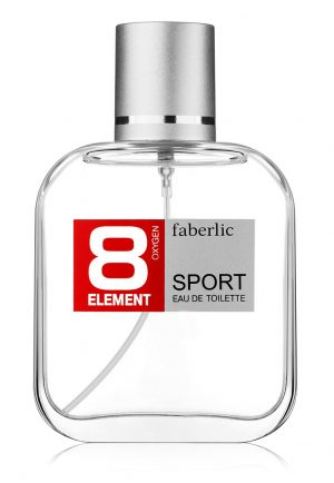 8 Element Sport Туалетная вода для мужчин