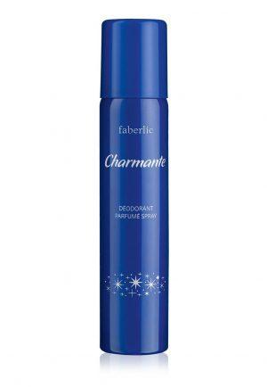 Парфюмированный дезодорант спрей для женщин Charmante