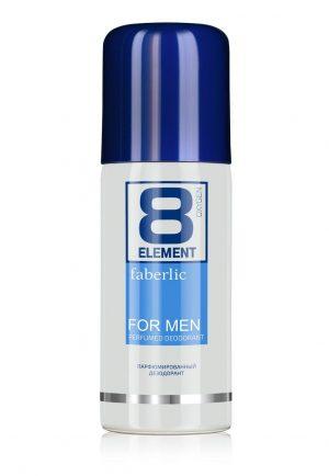 Парфюмированный дезодорант спрей мужской 8 Element