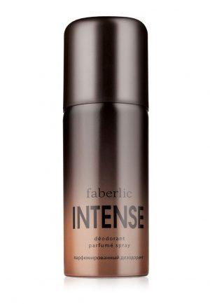 Парфюмированный дезодорант спрей мужской Intense