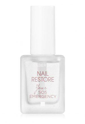 Восстанавливающее покрытие для сильно повреждённых ногтей SOS emergency