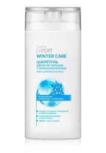 Шампунь Двойное питание волос Winter Care