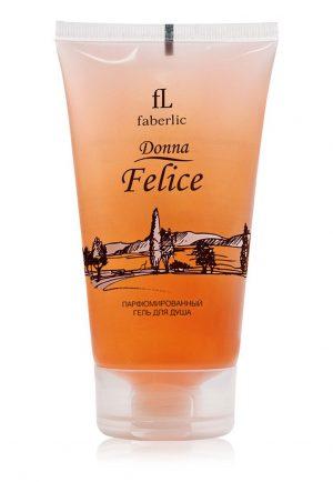 Парфюмированный гель для душа женский Donna Felice