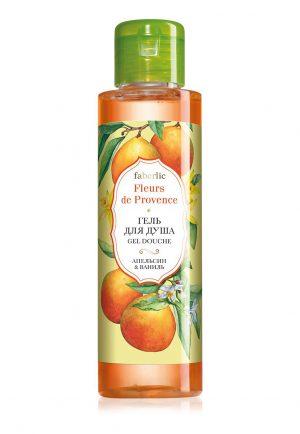 Гель для душа Апельсин и ваниль