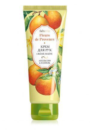 Крем для рук Апельсин и ваниль