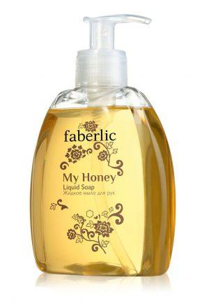 Жидкое мыло для рук My Honey