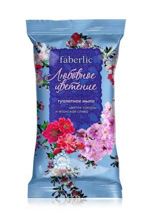 Туалетное мыло Любовное цветение